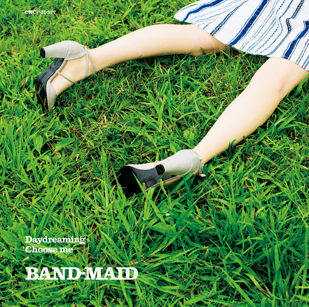 Daydreaming / Choose me<br><small>通常盤</small>