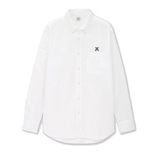 """[お盟主様先行受注販売][OMEISYUSAMApre-orders] """"Embroidered Oxford Shirts"""""""